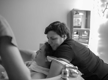 Birth Photography in Richmond, VA from Henrico Doctor's Hospital
