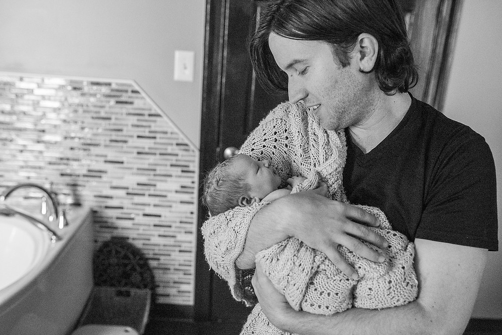 birth photography in Richmond, VA