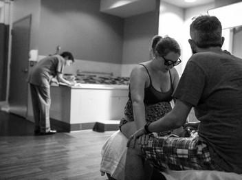 VCU Heath, Midwifery Care, Amazing Family, and Birth Photography in Richmond VA