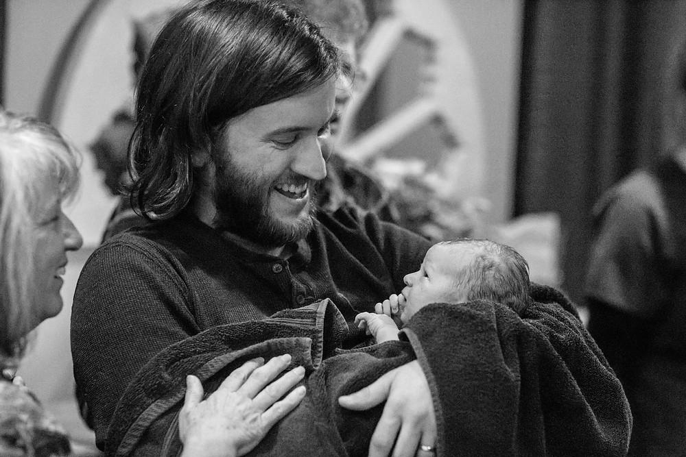 birth photographer Richmond VA
