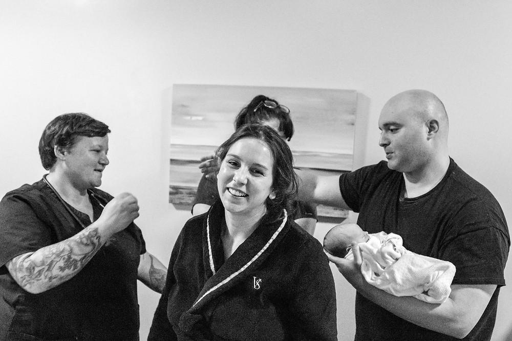 instinctive birth in Richmond, VA