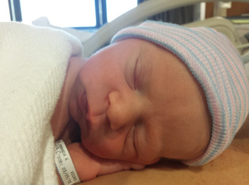 A beautiful birth story from a HypnoBirthing family in Richmond, VA