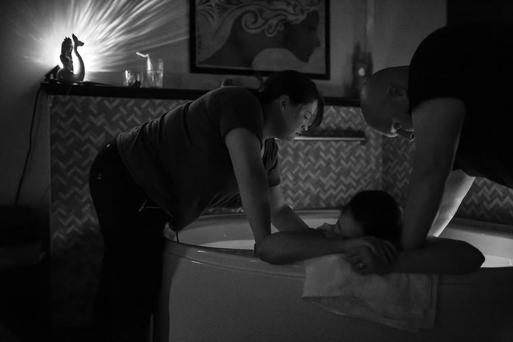 birth doula support in Richmond, VA
