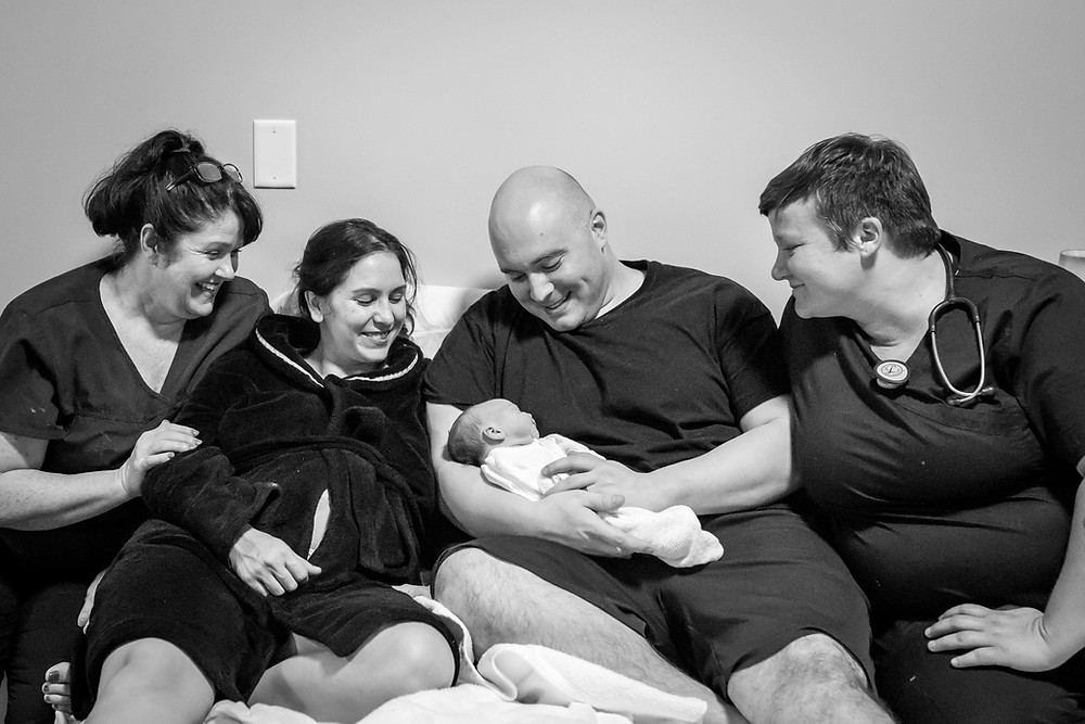 amazing birth team in Richmond, VA