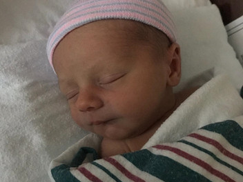 Dawson's Birth Story