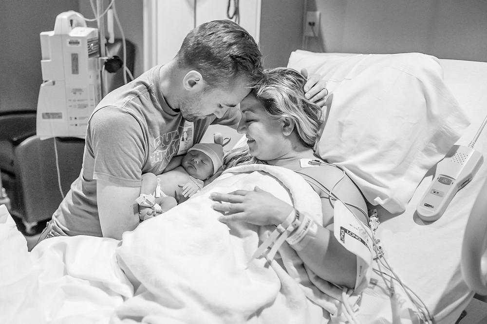 birth photographer in Richmond, VA