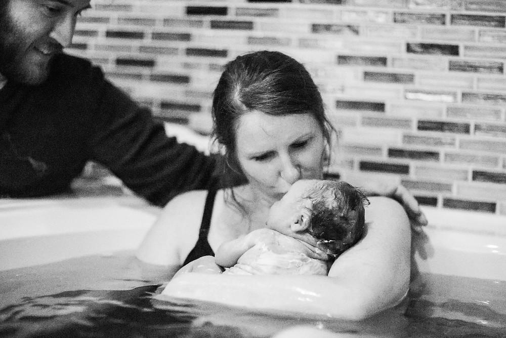 newborn photography in Richmond VA