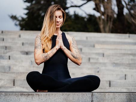 Eseciálne oleje ako súčasť yoga praxe