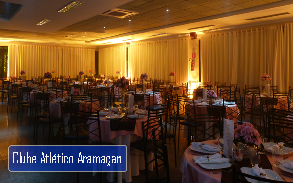Clube Atlético Aramaçan /Steel Eventos