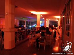 Monte Castelo salão Jacaranda / Steeleventos