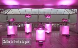 Salão de festa Jaguar /Steel Eventos