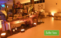 Buffet Yano / Steel Eventos