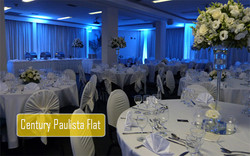 Centuty Paulista Flat / Steel Eventos