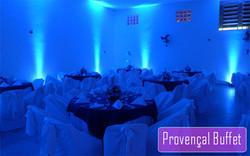 Provençal buffet /Steel Eventos