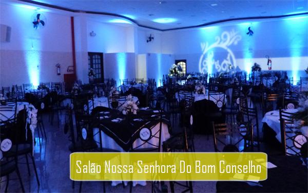 Salão Mossa Senhora Do Bom Conselho / Steel Eventos