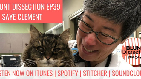 Blunt Dissection Ep 39: Dr Saye Clement