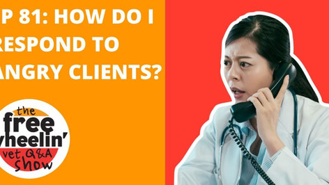 Freewheelin' Ep 81: How Do I Respond To Angry Clients?