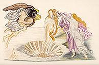 200croppedBirth of Venus Botticelli Eagl