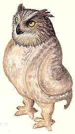 200croppedChinese Wine Vessel Owl Bio of