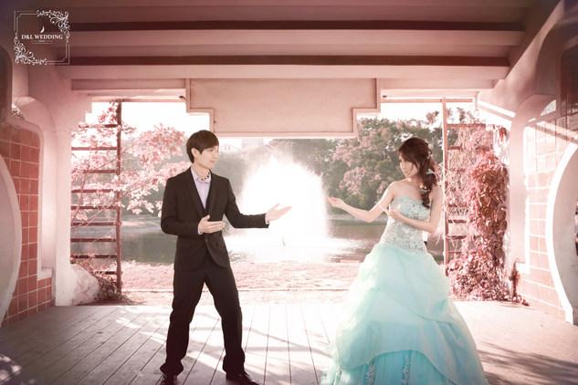 婚紗攝影、台中婚紗、婚禮攝影