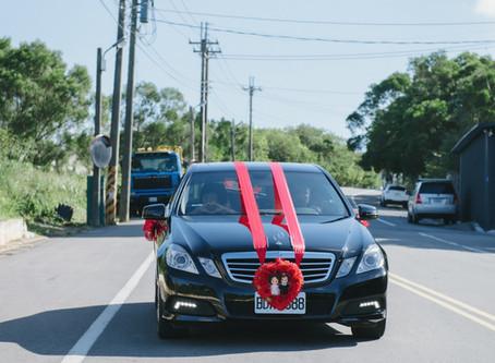 結婚婚禮禮車習俗