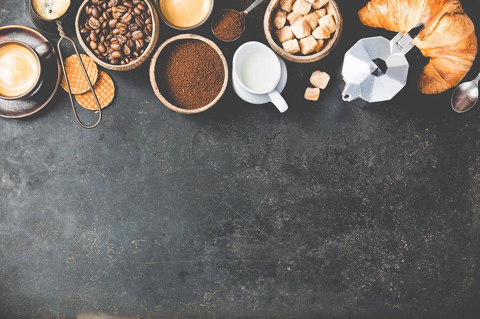 coffee-composition-on-dark-background-fl