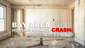 Bay Area Housing Market Crash: Is It Coming?