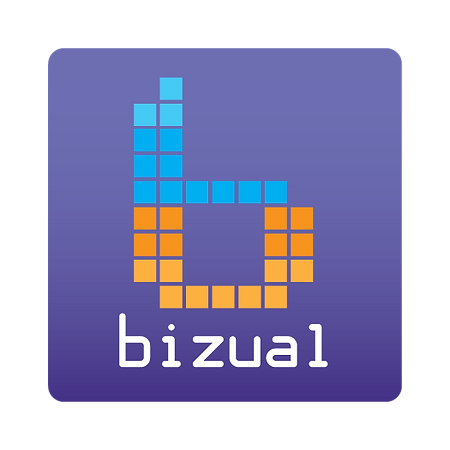 bizual marketing logo