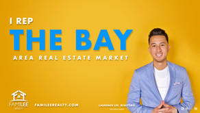 I Rep THE BAY AREA Real Estate Market!