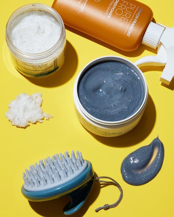detox hair treatment