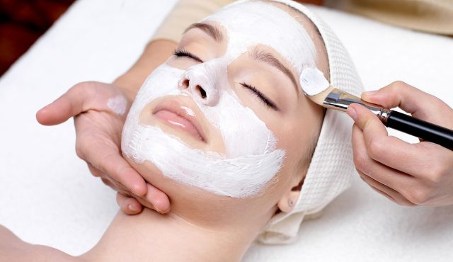 Masking in beauty therapy