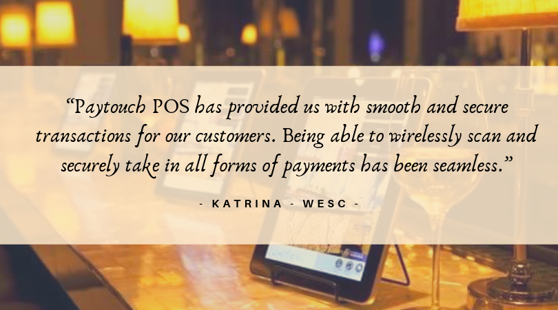 Reviews from users of Paytouch