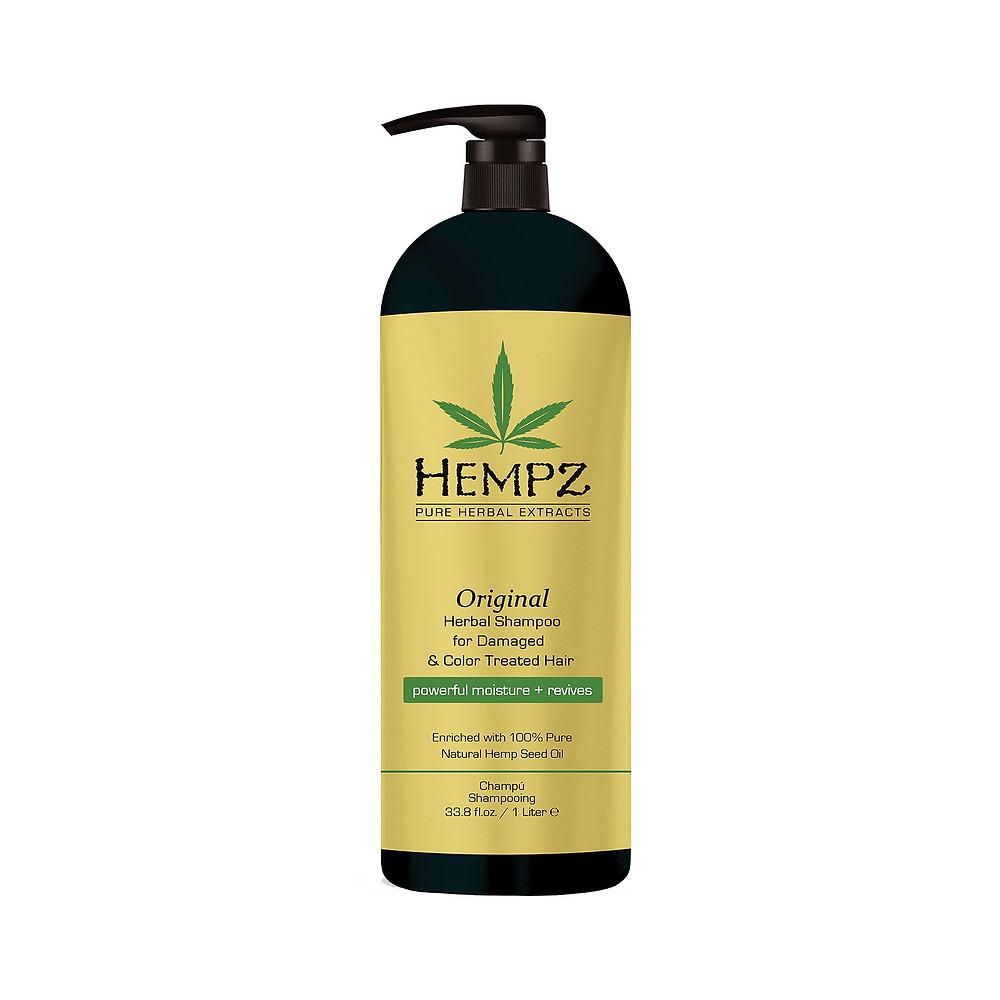 Hempz Original Herbal Shampoo for Damaged & Color Treated Hair