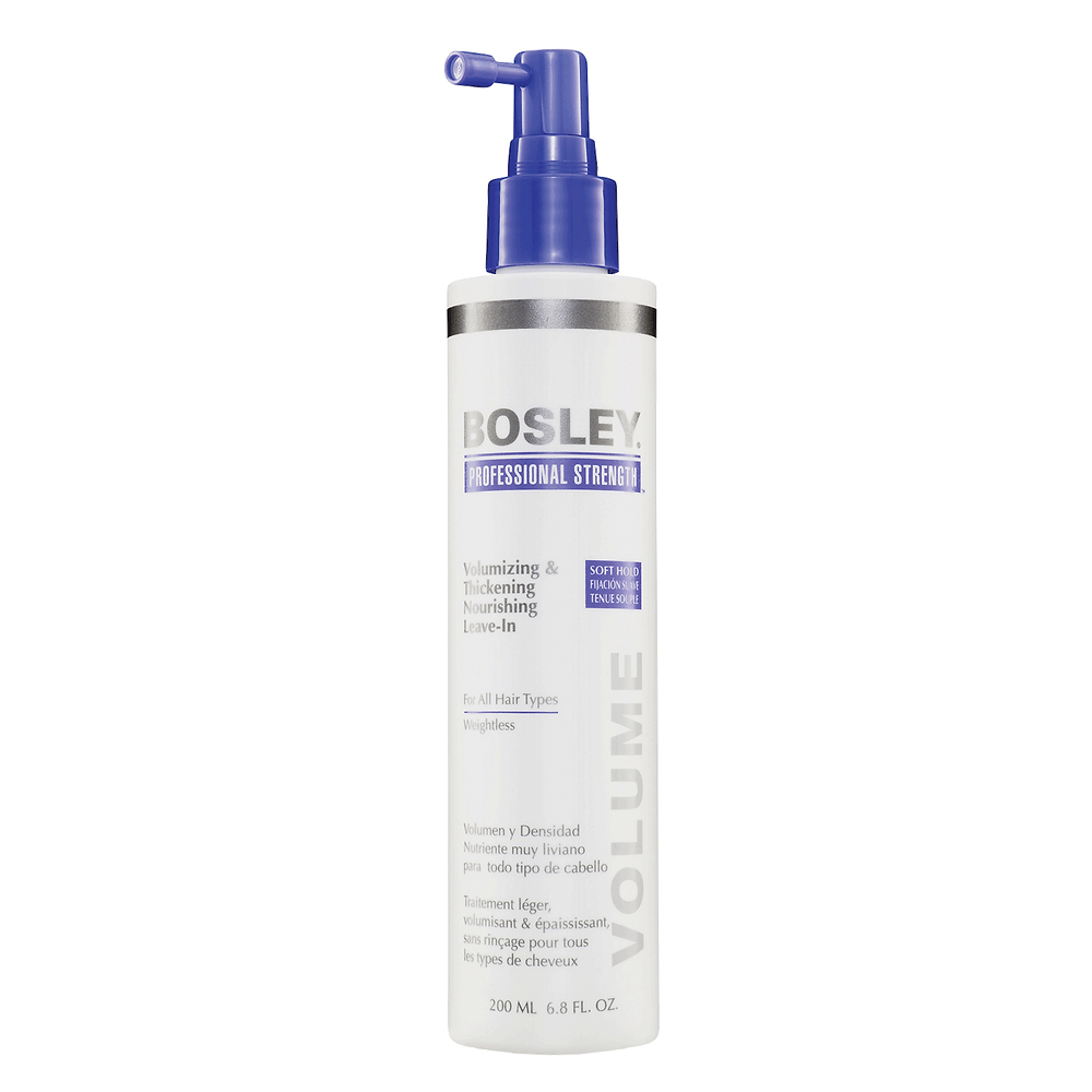 Bosley Professional Strength Professional Strength Volumizing and Thickening Nourishing Leave-In