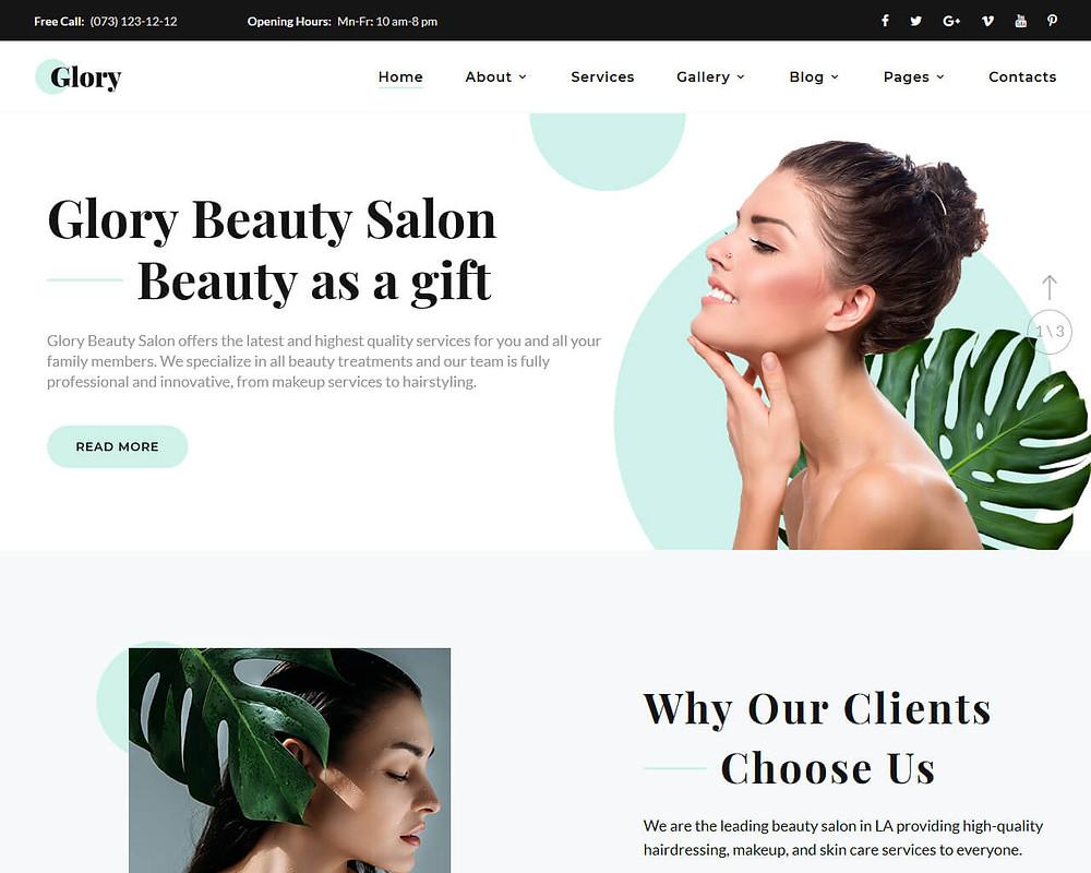 hair salon blog
