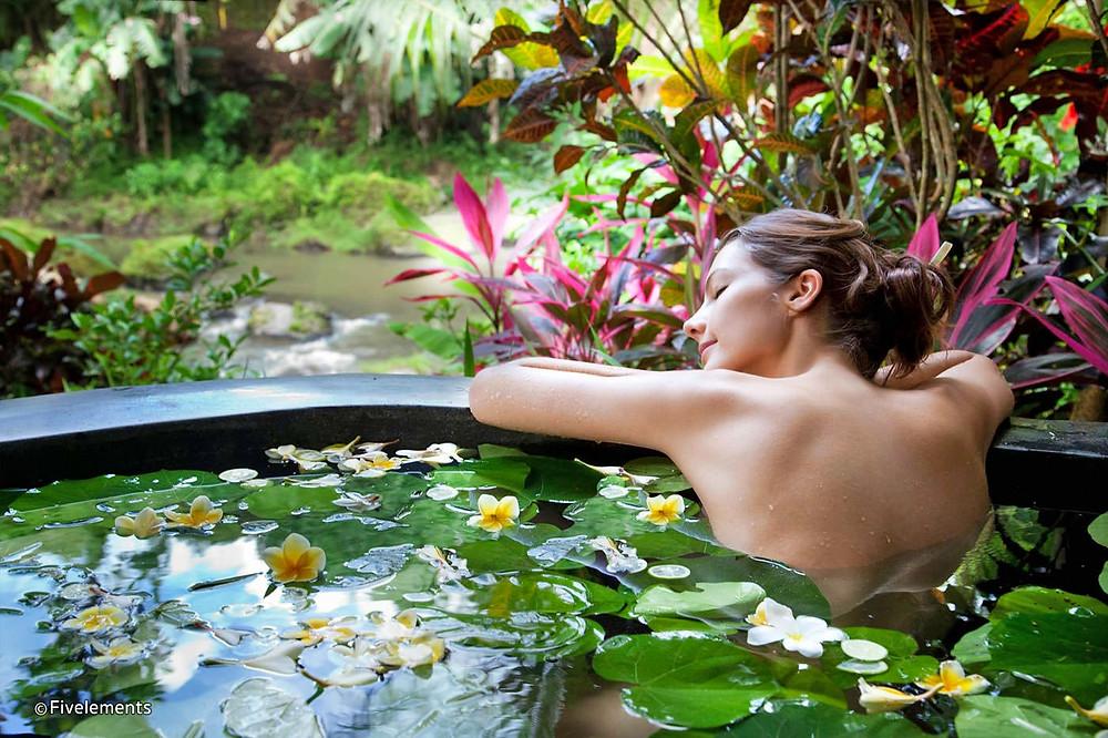 Balinese massage training