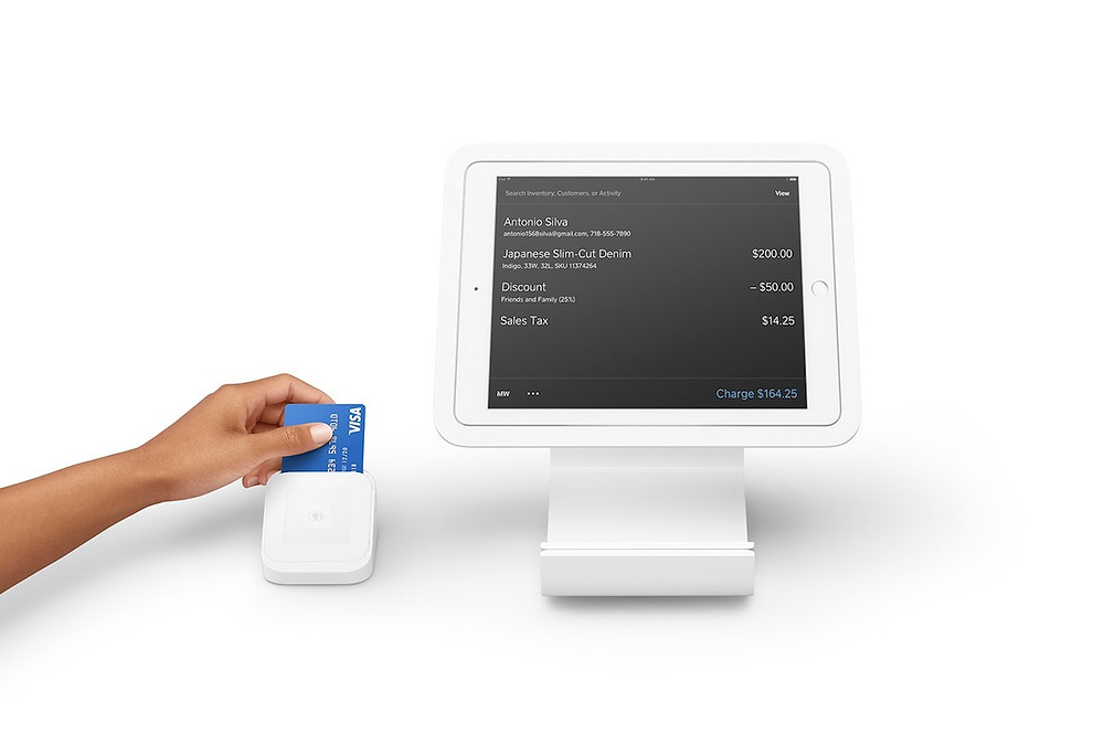 Square For Retails features