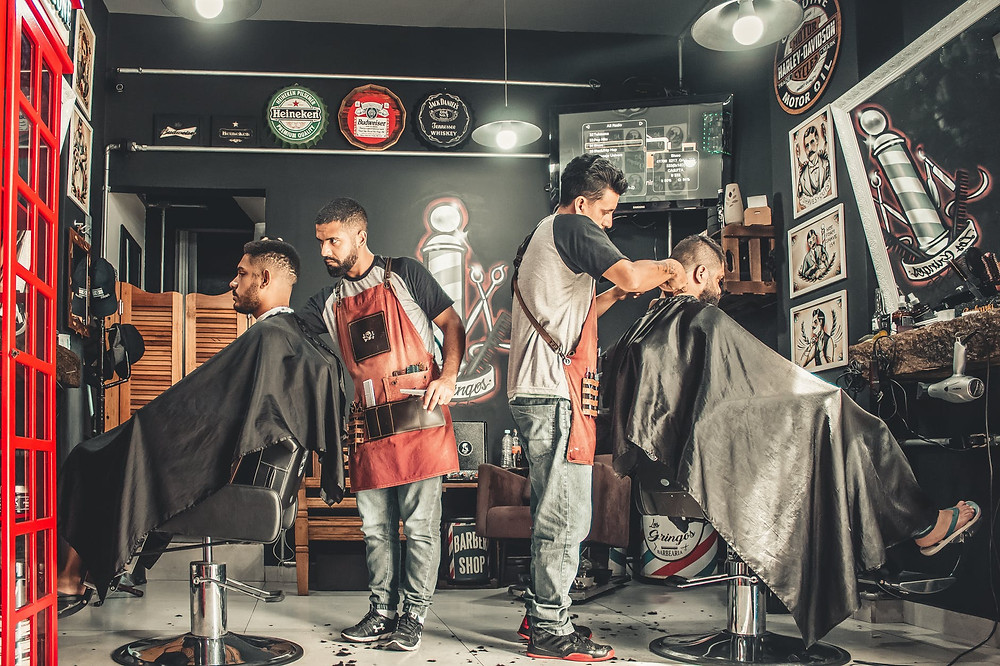 hair salon managers
