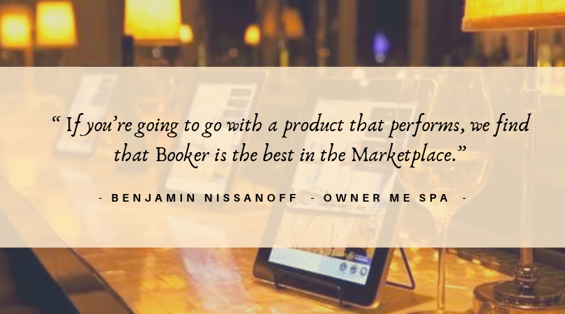 Reviews from users of Booker