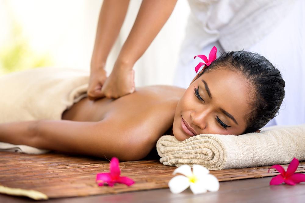 Balinese massage techniques