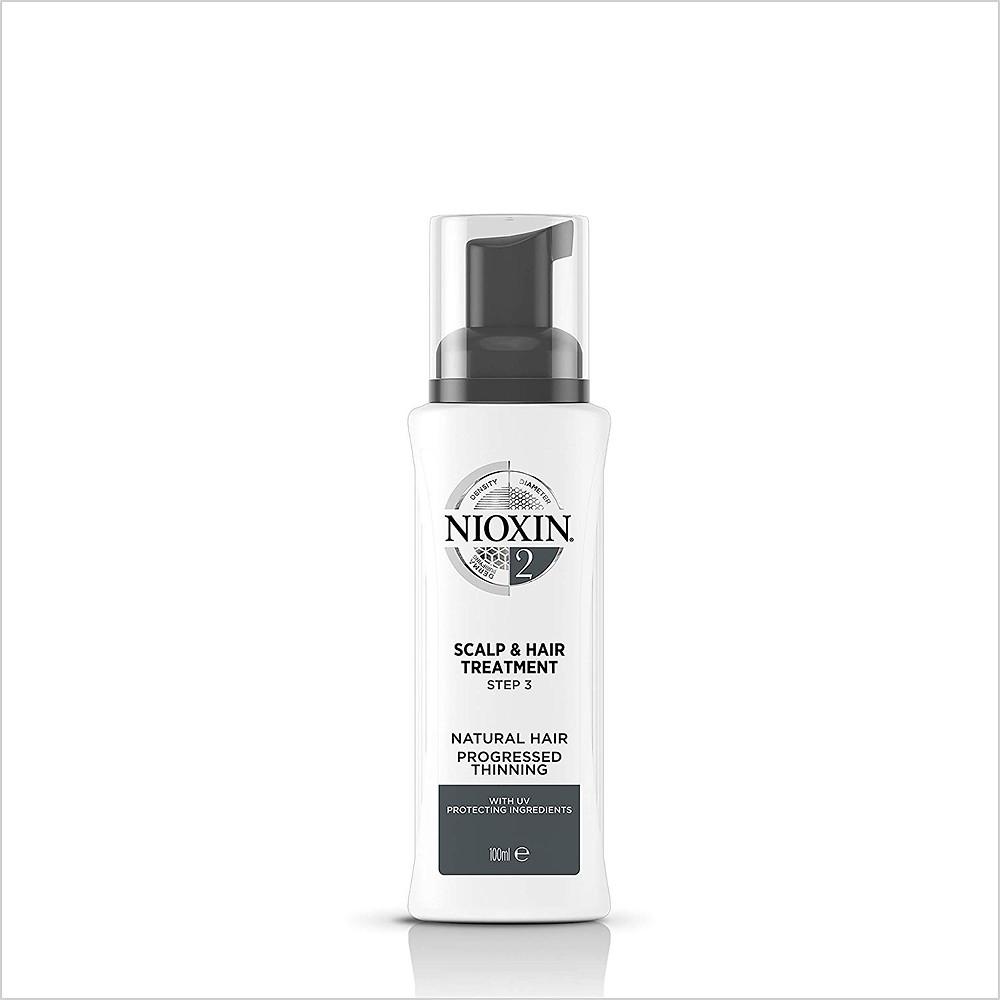 Nioxin System 2 cleanser shampoo treatment