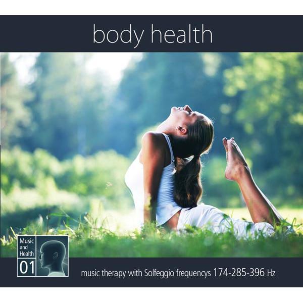 Body Health muzyka relaksacyjna masaż