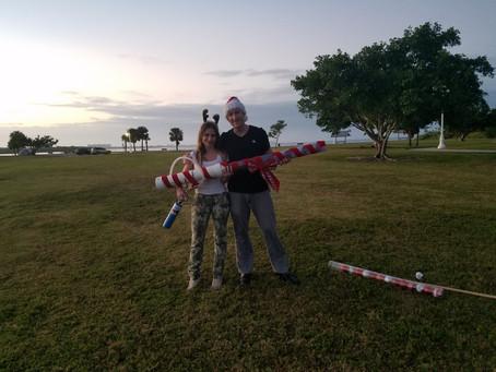 Bazooka Blast Christmas