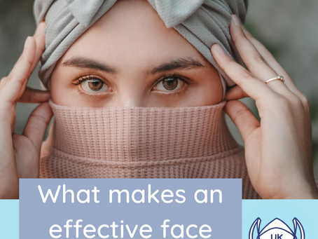 What Makes an Effective Face Mask? Investigating Fabrics and Filters