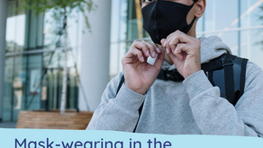 Mask-wearing on the street: why it's more important than you think
