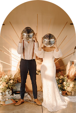 Wedding Design, Asheville North Carolina