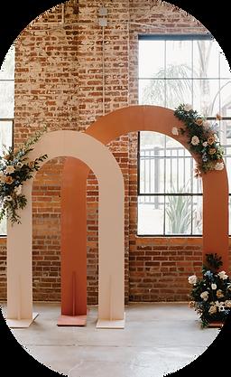 wedding arch rentals asheville North Carolina
