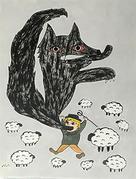 イソップ寓話 羊飼の悪戯