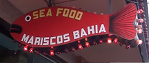 El original anuncio de Restaurante Mariscos Bahía de Ensenada