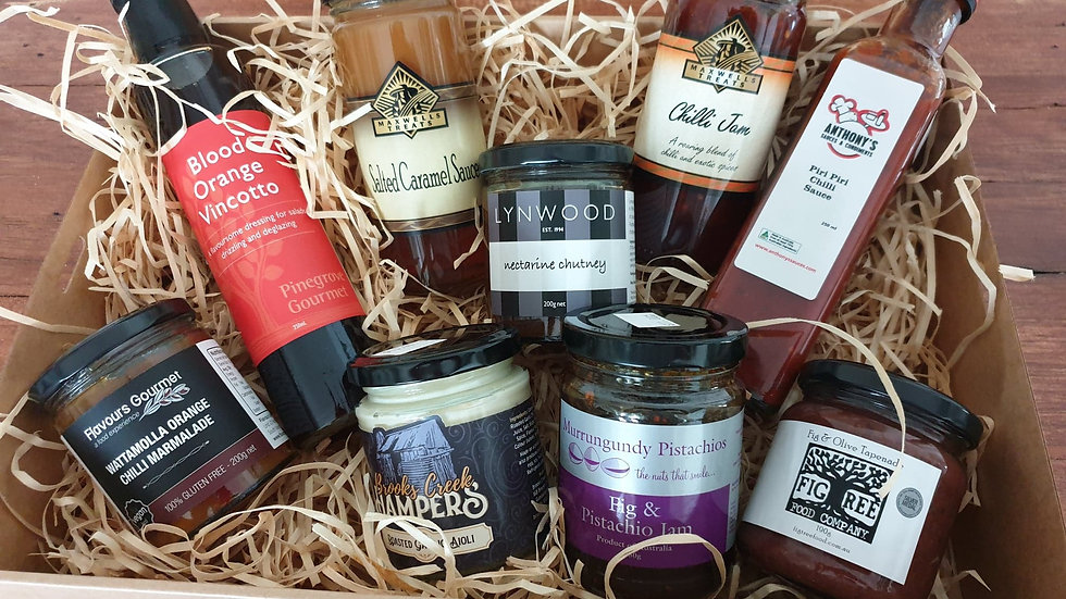 Gourmet Food Hamper-Best of NSW